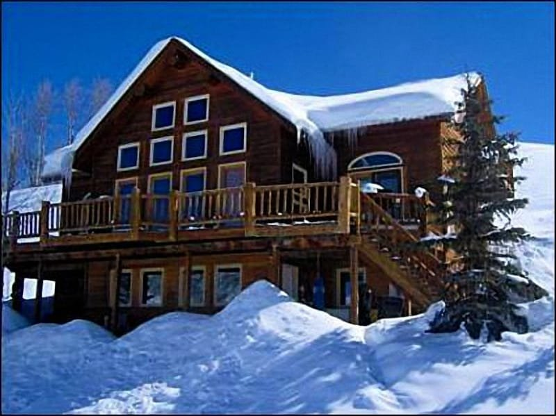 Incredible Mountain Getaway - Seclude Mountain Home - Mountain Views (1008) - Crested Butte - rentals
