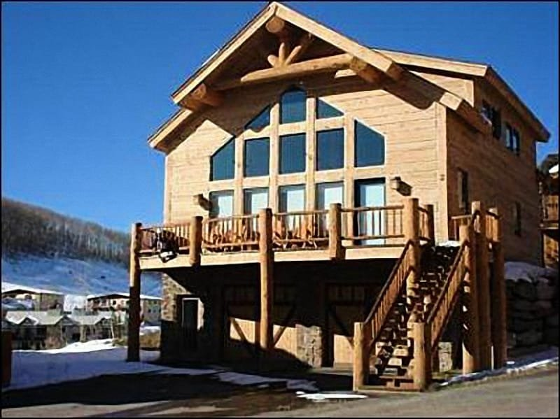 Close to the Slopes - Views of Mt. Crested Butte from Living Room - Spacious Luxury Mountain Home (1017) - Crested Butte - rentals