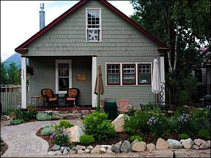 Historic Crested Butte Home - Historic Mountain Home - Quaint Cottage Style Home with Ample Room (1026) - Crested Butte - rentals