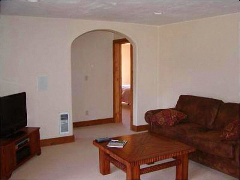 Large Flat-Screen TV in the Media Room - Newly Renovated Home - Minutes from Town (1221) - Crested Butte - rentals