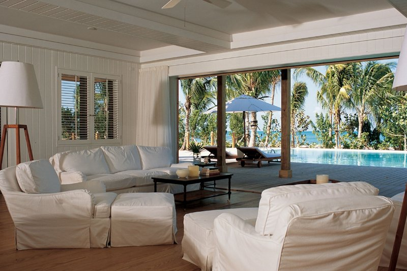 Luxury 11 bedroom Turks and Caicos villa. Total privacy! - Image 1 - Parrot Cay - rentals