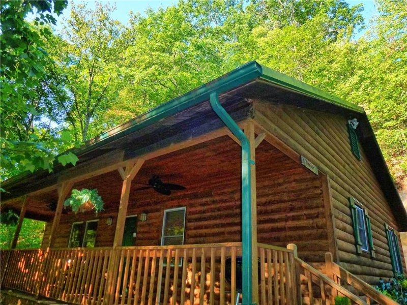 Time Out Cabin - Image 1 - Bryson City - rentals