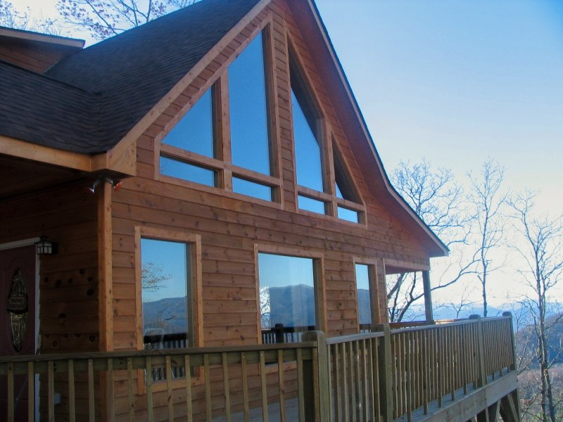 Heaven on Earth - 5 acres, secluded, mountain views - Image 1 - Bryson City - rentals