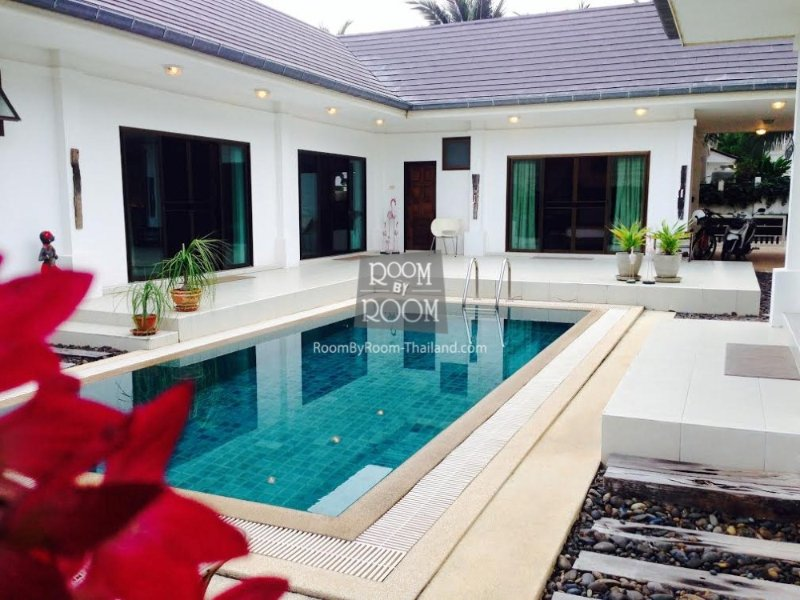 Villas for rent in Hua Hin: V6165 - Image 1 - Hua Hin - rentals