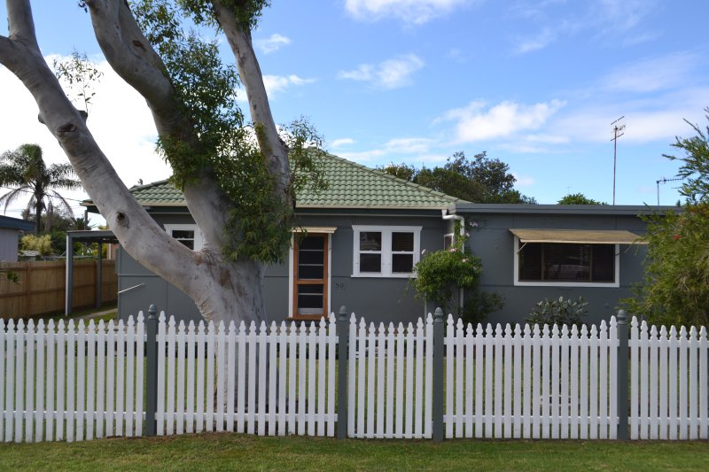 Cottage Street View - Toowoon Bay Cottage - Central Coast, NSW Australia - Toowoon Bay - rentals