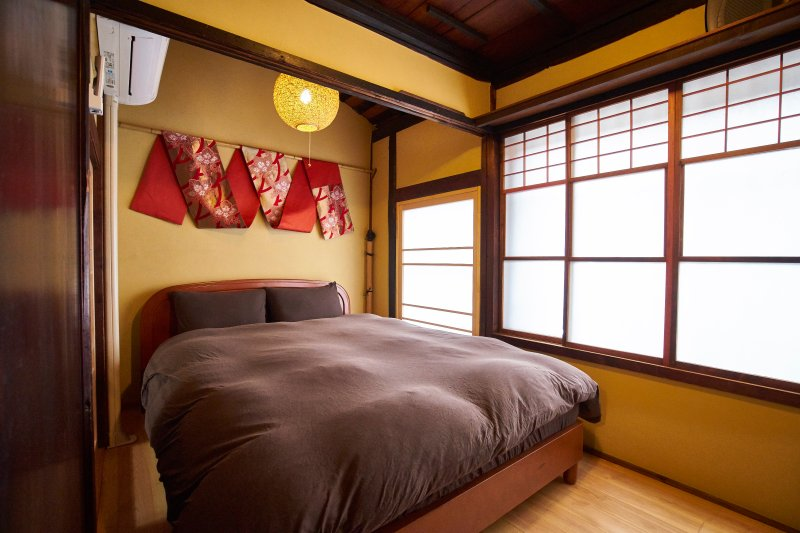 Koke-An: Adjacent Beautiful Machiyas Best location - Image 1 - Kyoto - rentals