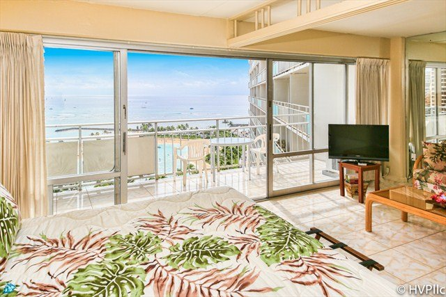 Ilikai 1612 Ocean / Lagoon / Fireworks Views King Bed, Sofa Bed - Image 1 - Honolulu - rentals