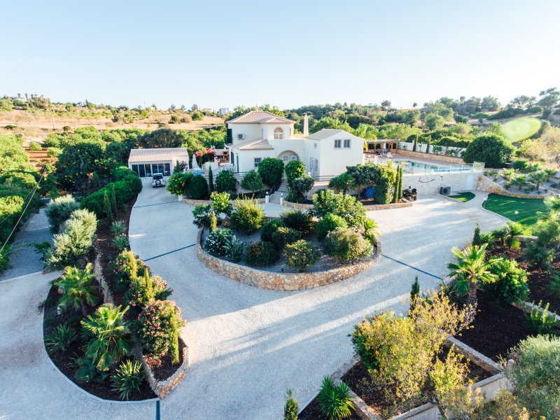 Beautiful Quinta, swimming pool & 3600m2 garden. - Image 1 - Guia - rentals