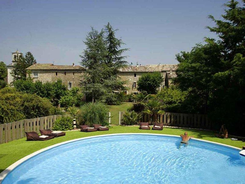 10 bedroom Villa in Nr Uzes, Nr Uzes, France : ref 2126549 - Image 1 - Potelieres - rentals