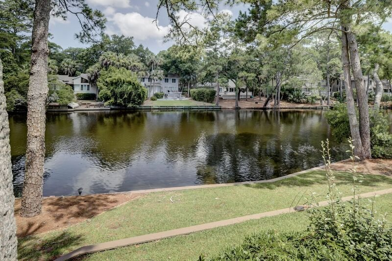 Lagoon View - Perfect 3br3ba villa on Ocean Blvd! HiltonHead - Hilton Head - rentals