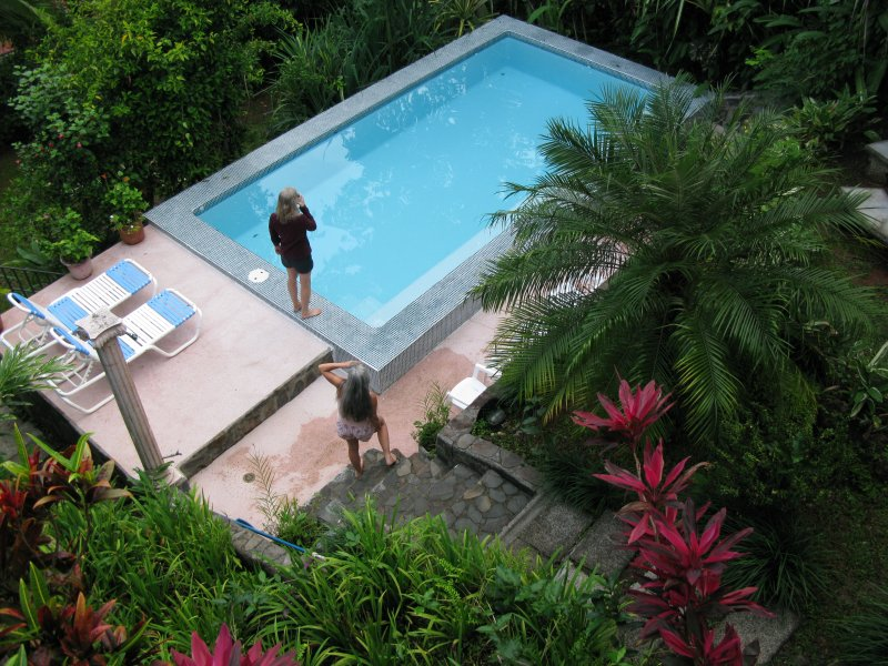 private surrounded by and acre of gardens - Casa Tropical Costa Rica's favorite family retreat, greatest birding and animals - Manuel Antonio National Park - rentals
