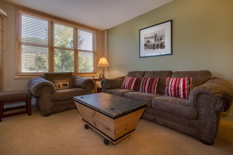 Silvermill Lodge 8170 - Newly remodeled kitchen, sleeps 5! - Image 1 - Keystone - rentals