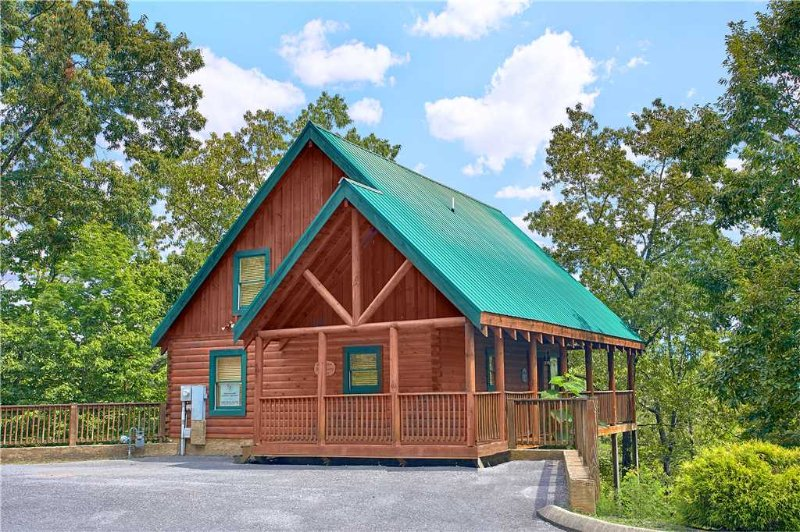 Almost Heaven - Image 1 - Pigeon Forge - rentals