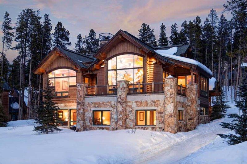 Mountain Majesty Manor - Private Home - Image 1 - Breckenridge - rentals