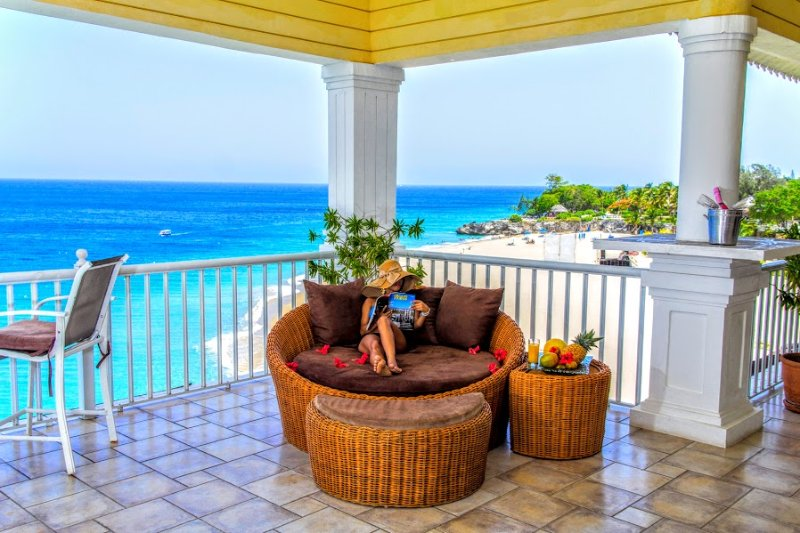 teracce with beachview - Ultimate Beach Dream Penthouse - Sosua - rentals