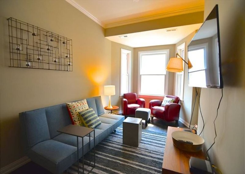 Furnished 2-Bedroom Apartment at N Clark St & North Broadway Chicago - Image 1 - Chicago - rentals