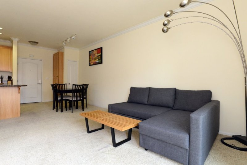 Furnished 1-Bedroom Apartment at W 6th St & St Paul Ave Los Angeles - Image 1 - Los Angeles - rentals