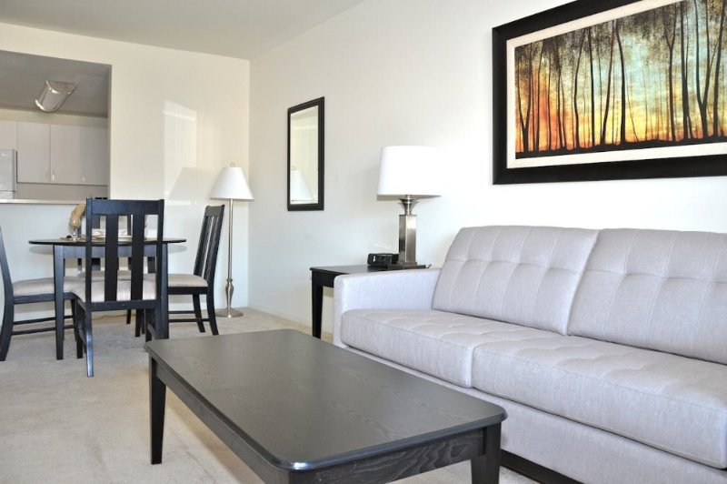 Furnished 1-Bedroom Apartment at Park Row W & Exchange St Providence - Image 1 - Providence - rentals