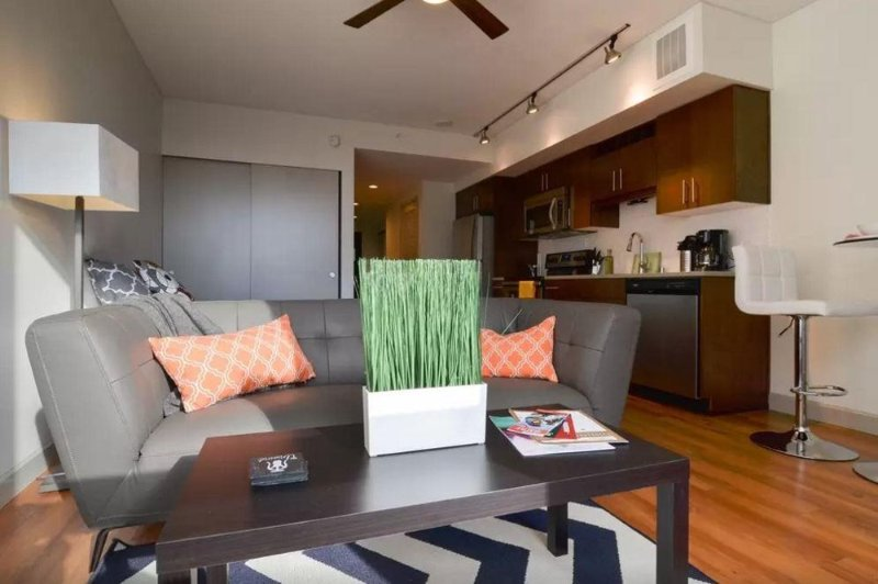 Furnished Studio Apartment at Madison St & Minor Ave Seattle - Image 1 - Seattle Metro Area - rentals