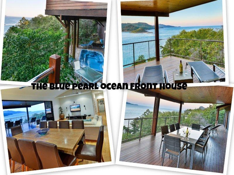 The Blue Pearl Absolute Ocean Front House Hamilton Island - Image 1 - Hamilton Island - rentals