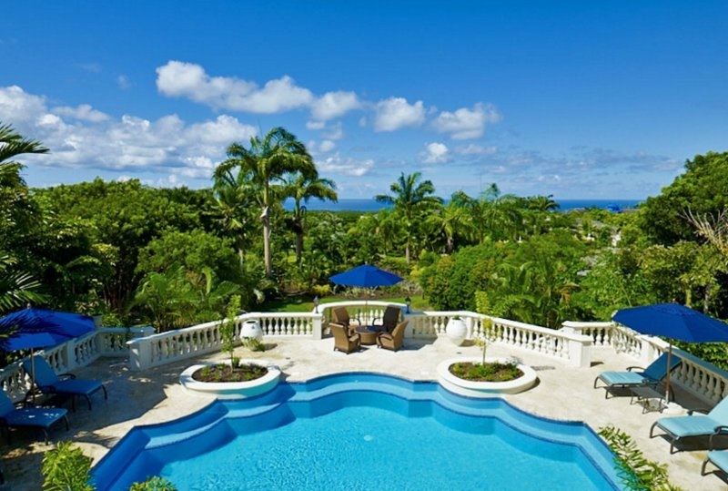 Luxury 7 bedroom Barbados villa. Magnificent views of the ocean! - Image 1 - Barbados - rentals