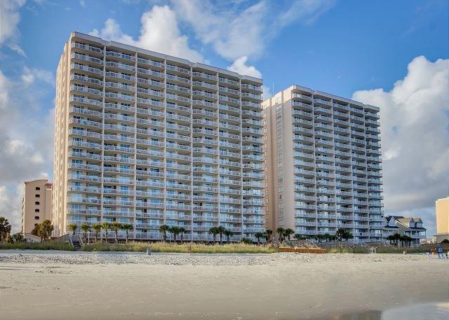 Crescent Shores  - Oceanfront Luxury condo- 2bd/2ba New living room furniture - North Myrtle Beach - rentals