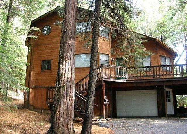 Welcome! - Enjoy this Dorrington Mountain Cabin COME REST AWHILE! Private Community Lake - Dorrington - rentals