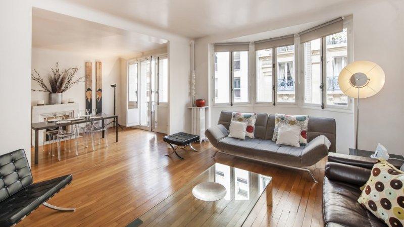 One bedroom Design  Paris Luxembourg district (558) - Image 1 - Paris - rentals
