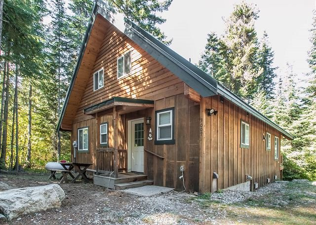 La Cabina in Lake Wenatchee, just 15 minutes to the Bavarian Village - Image 1 - Plain - rentals