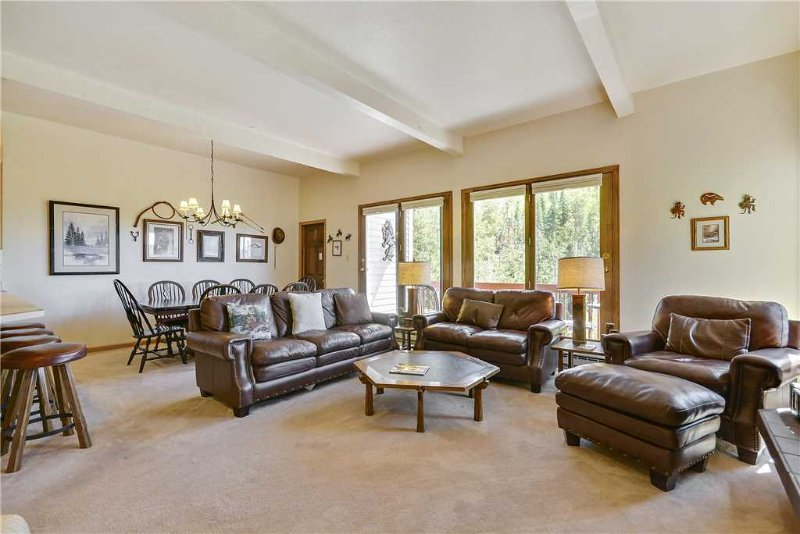 Storm Meadows Townhouse 19 - Image 1 - Steamboat Springs - rentals