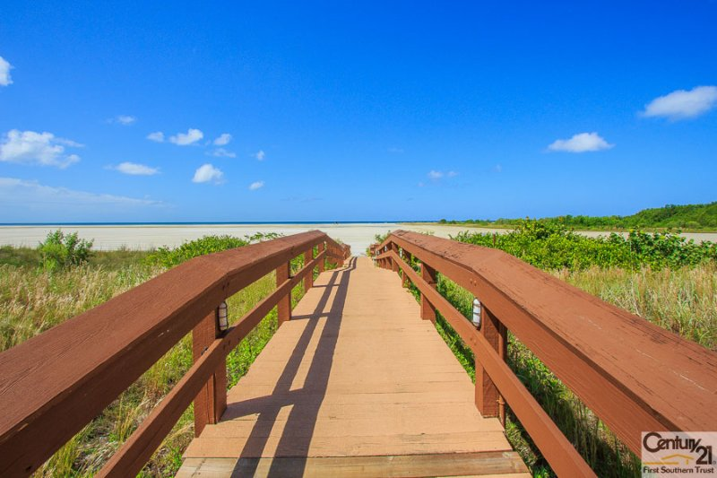 Walkway to Beach - SST2-308 - South Seas Tower - Marco Island - rentals