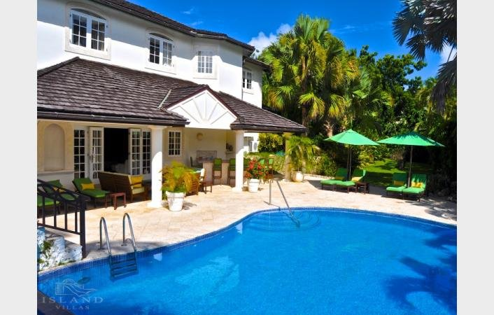 Seventh Heaven at Palm Ridge 18, Barbados - Pool, Ocean View - Image 1 - The Garden - rentals