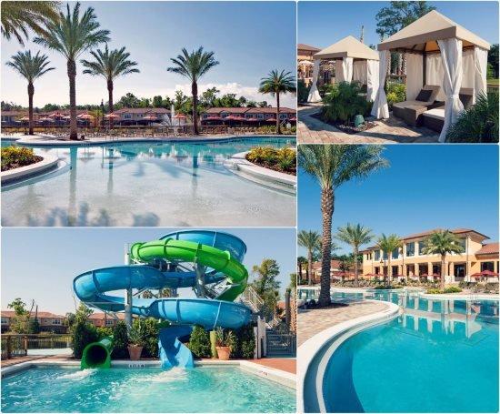 4 Bedroom 3.5 Bathroom Town Home in Regal Oaks Resort. 2713IL - Image 1 - Orlando - rentals