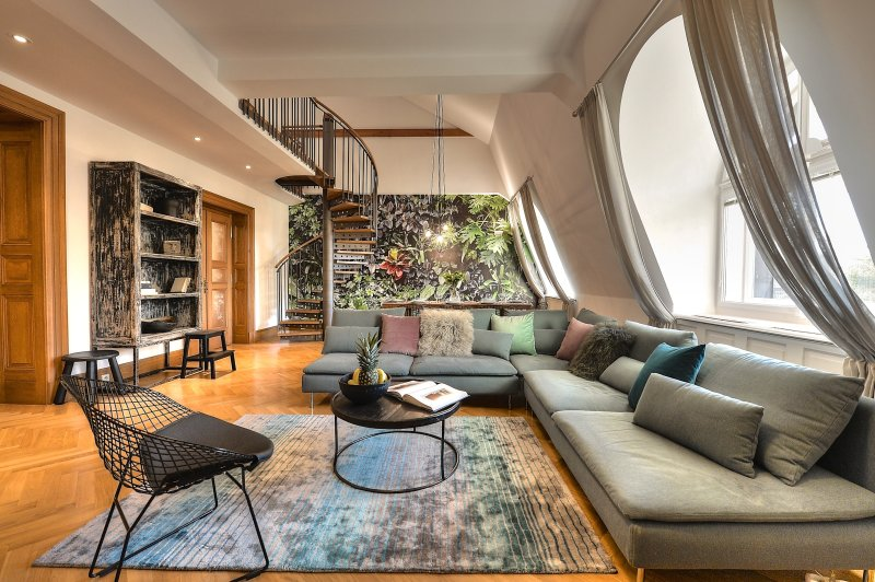 Two-Bedroom Melody Apartment - Image 1 - Prague - rentals