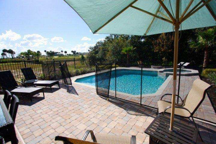 Golf course and preserve view - 944 Reunion - Kissimmee - rentals