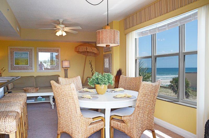 Fall $pecial - Opus Condominium #301 - Ocean View - Image 1 - Daytona Beach - rentals