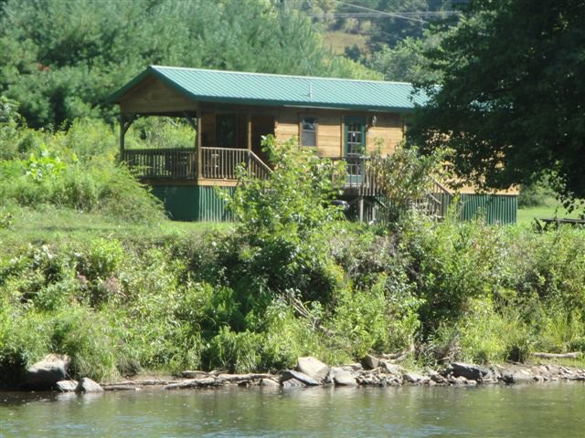 Peaceful Treasure- River Front- Near MINES - Peaceful Treasure #4- Riverfront - Near Gem Mines - Franklin - rentals