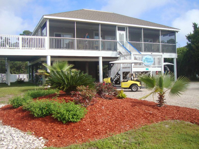 Almost Heaven - Image 1 - Saint George Island - rentals