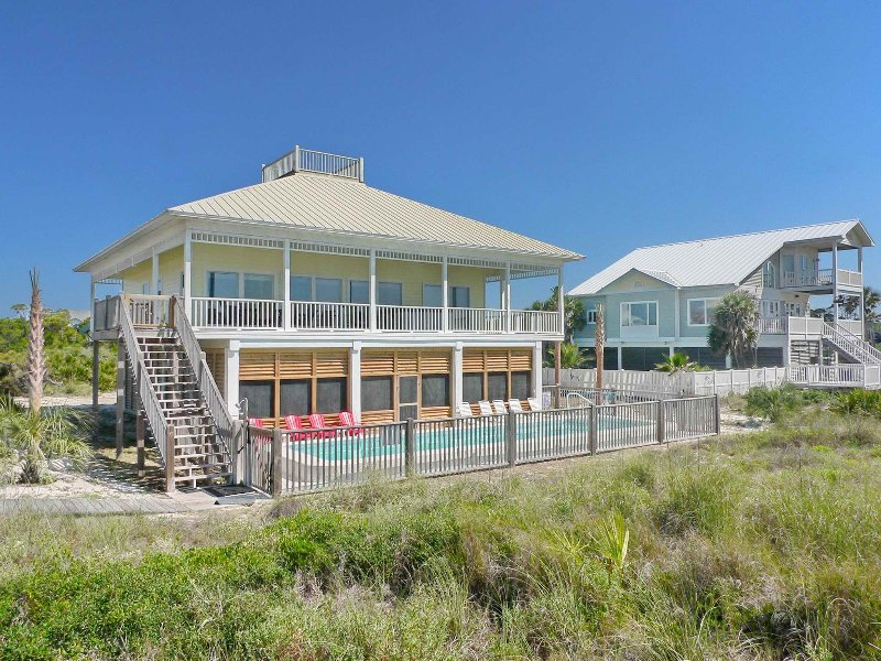 A Seaside Retreat - Image 1 - Saint George Island - rentals