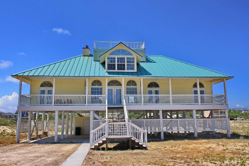 Gone Coastal - Image 1 - Saint George Island - rentals
