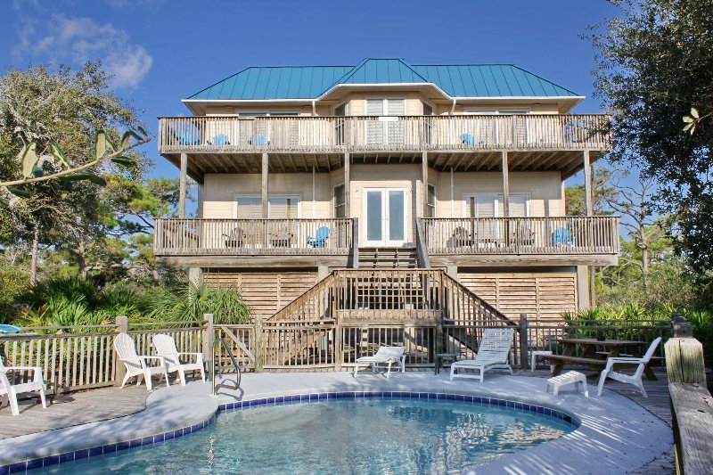 Blue Haven - Image 1 - Saint George Island - rentals