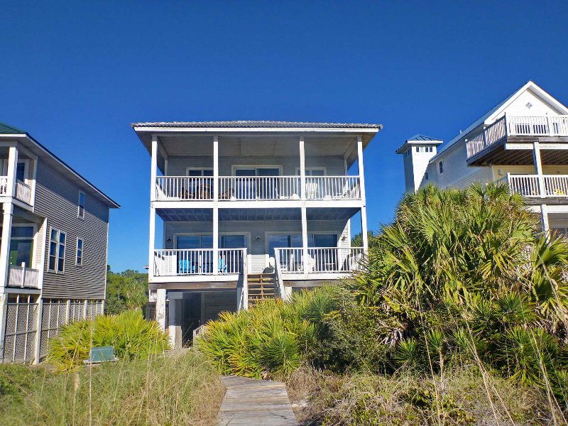 Captain's Quarters - Image 1 - Saint George Island - rentals
