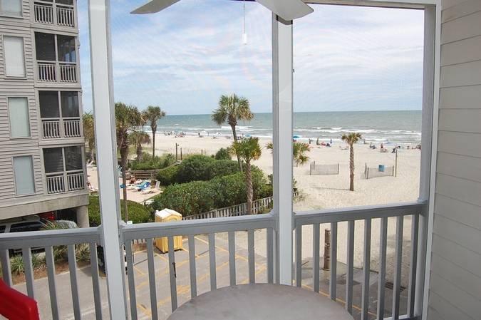 Pelican's Watch 208 - Image 1 - Myrtle Beach - rentals