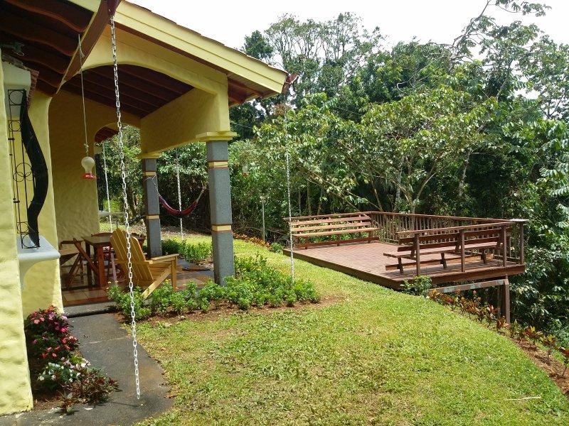 Casa Paraíso - Comfortable Private 3 Bedroom House - Image 1 - Nuevo Arenal - rentals