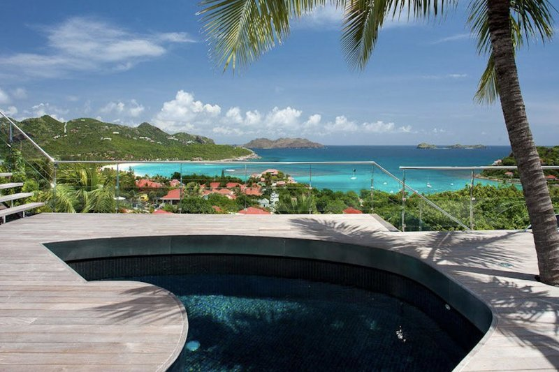 Luxury 4 bedroom St. Barts villa. Perfect for couples searching for a private villa! - Image 1 - Camaruche - rentals