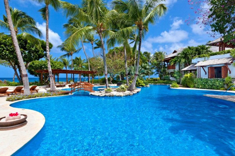 Luxury 9 bedroom Barbados villa.  Luxurious Tropical Escape! - Image 1 - Barbados - rentals