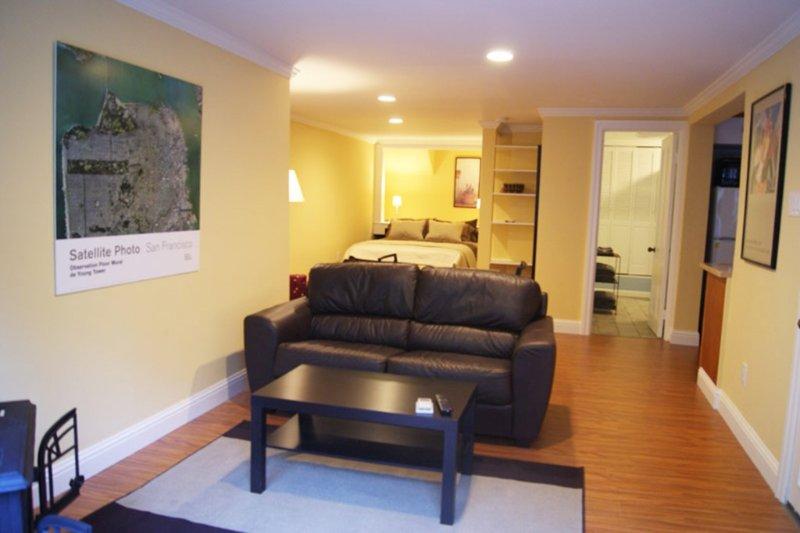 Ashbury Garden Studio - Image 1 - San Francisco - rentals