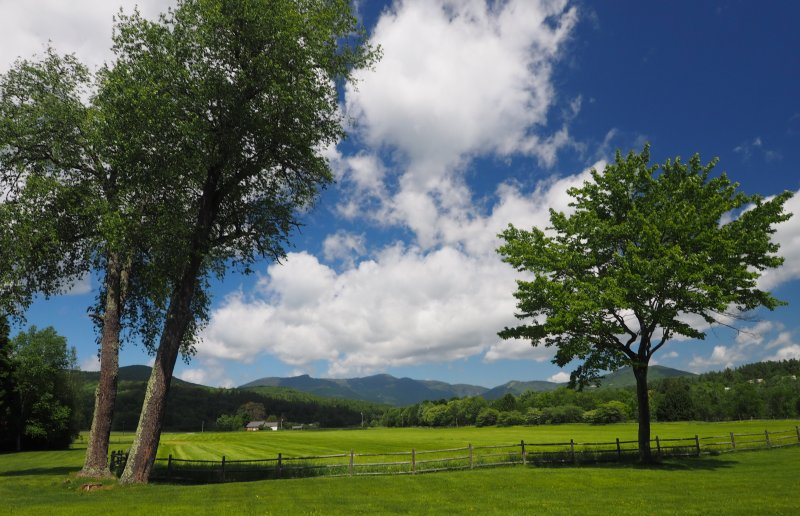 Your view from the Living Room, Dining Room, & Master Bedroom - Magnificient Stowe Condo-Unsurpassed View-Sleeps 6 - Stowe - rentals