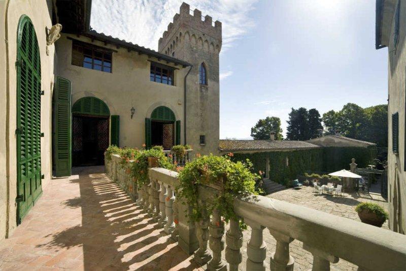 Villa di Montelopio - Image 1 - Montelopio - rentals