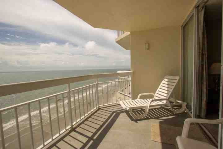 Here's the view you and your family will enjoy, this is not a model unit. - Waters Edge 1208 - Murrells Inlet - rentals